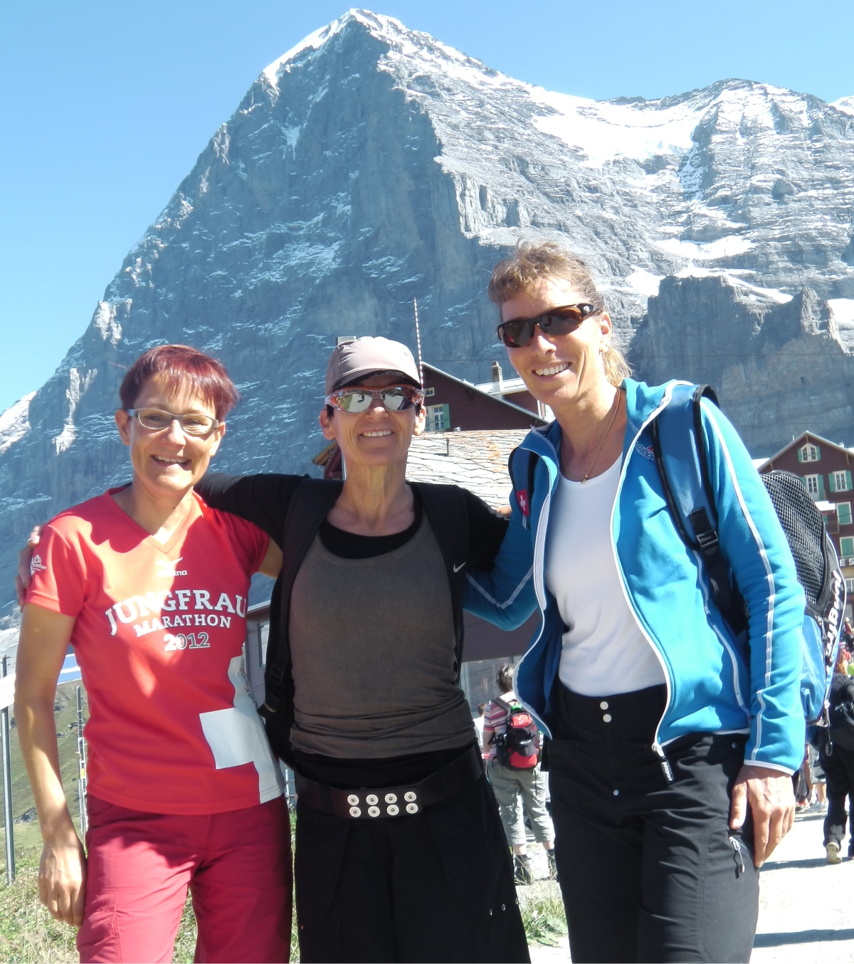 More than Power Girls @ Jungfrau-Marathon