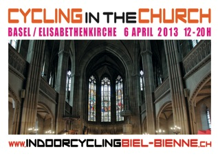 CYCLING in the CHURCH